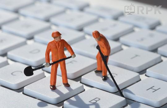 чистка компьютеров